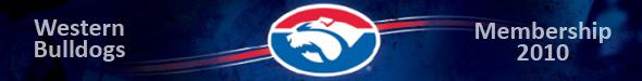 Western Bulldogs Membership