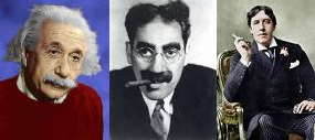 Groucho & Einstein