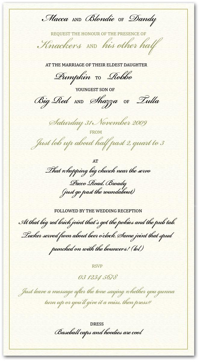FNWB nickname invitation