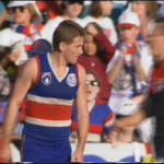 1994 Round 23, Footscray v Melbourne HSV 7 4th qtr @ 01.32.16